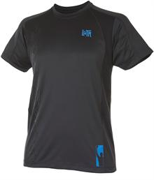 Luta Black Speed-Tech Training Shirt